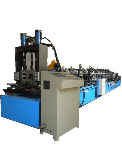 C/Z purlin interchangeable roll forming machine 1