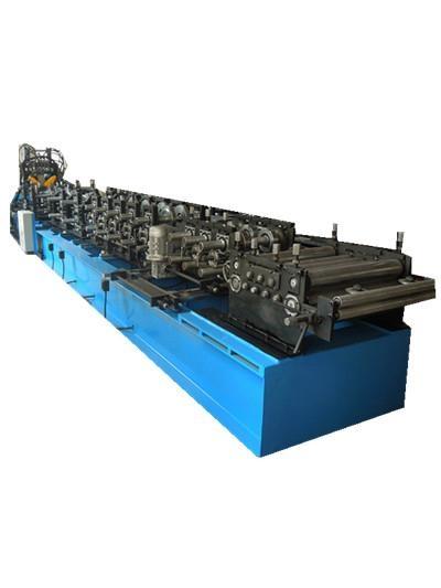 C/Z purlin interchangeable roll forming machine 2