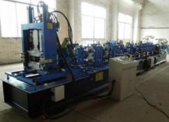 adjustable C/Z purlin interchangeable roll forming machine