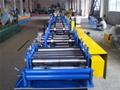adjustable C/Z purlin interchangeable roll forming machine 2