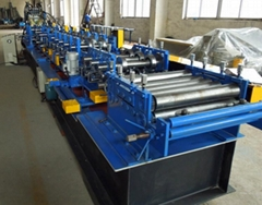 factory C/Z purlin exchangeable roll forming machine