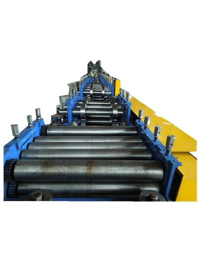 factory adjustable Z purlin roll forming machine 2