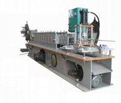 wuxi factory roller shutter door roll forming machine
