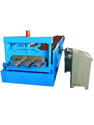 wuxi factory floor deck panel roll forming machine 1