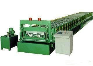 China factory floor deck panel roll forming machine 1