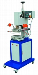 JY195 plane face semi-auto hot stamping machine