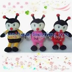 plush ladybug toys