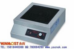 電磁臺式平面爐