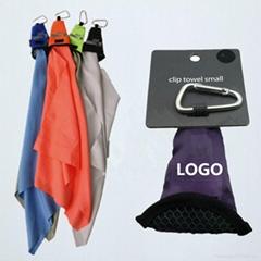 microfiber compack towel 30*30cm 40*40cm