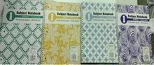 Spiral notebook 2