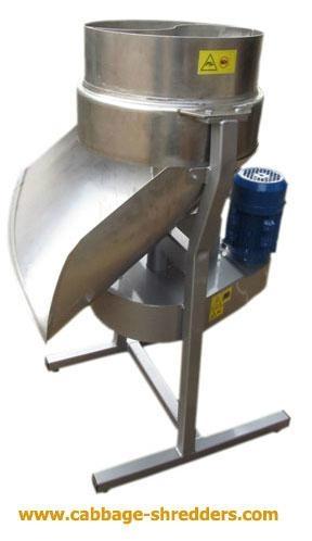 Cabbage shredder 500 kg/h 2