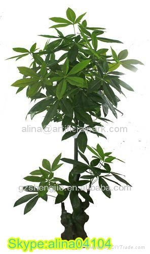 Pachira money tree plant artificial for