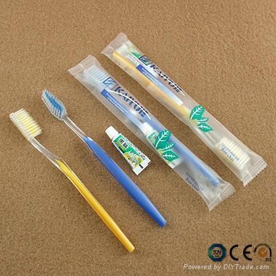 Зубные щетки для гостиниц