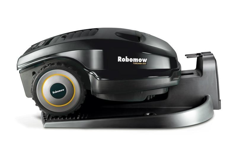 Robomow Tuscania 500 Robotic Lawn Mower High Performance Rain Sensor 1