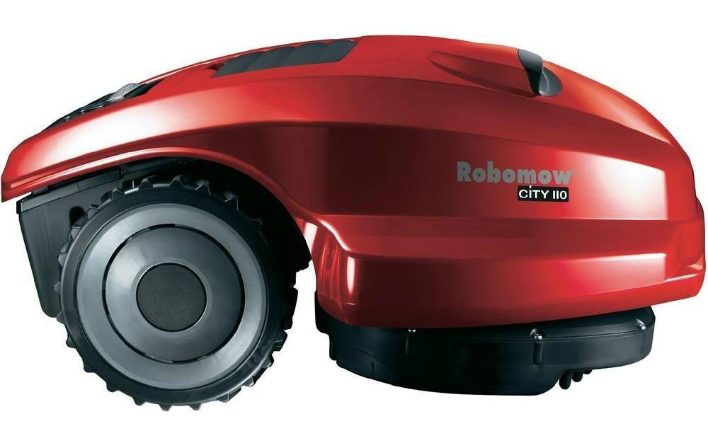 Robomow City 110 Robotic Lawn Mower High Performance Rain Sensor 1