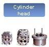 Sell MTU396 cylinder head Medium-speed marine. engine