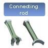Sell EMD645E connecting rod Medium-speed marine. engine