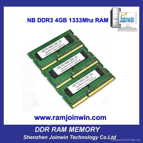 DDR3 4GB RAM MEMORY FOR LAPTOP 5