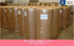 BOPP jumbo roll tape - Super clear 45mic x 1280mm x 400m
