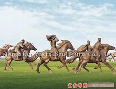 大型城市景觀雕塑