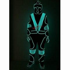Wire Jumpsuit Light Costume