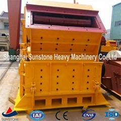 2014 Latest Design Aggregate Impact Crusher