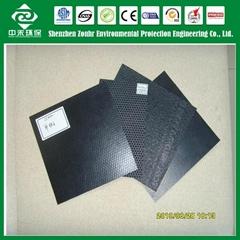 環保用糙面高密度聚乙烯土工膜