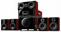 5.1 multimedia speaker computer audio home theater