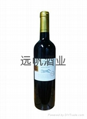 卡门内尔干红葡萄酒