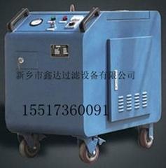 新鄉鑫達LYC-100C箱式濾油機