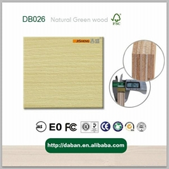 maple veneer faced MDF board for furniture and decoration 4'*8'