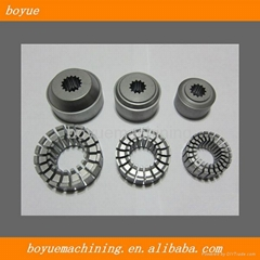 Customized High Precision Hard Alloy Powder metallurgy Sintering