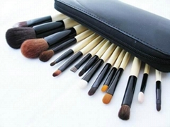15pcs Professional beauty makeup brush