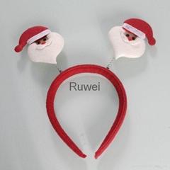 Christmas Santa Claus hairband