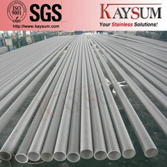 Professional Stainless Steel Seamless Welded Pipe