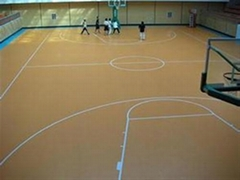 PU篮球场