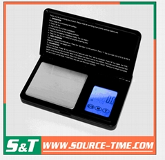 2014 Touch Screen Digital Pocket Scale