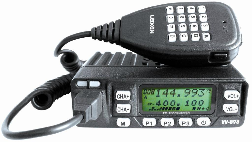 Dual Band Mobile Radio eBay