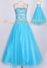 New Design for 2014 Prom Dress Evening Dress