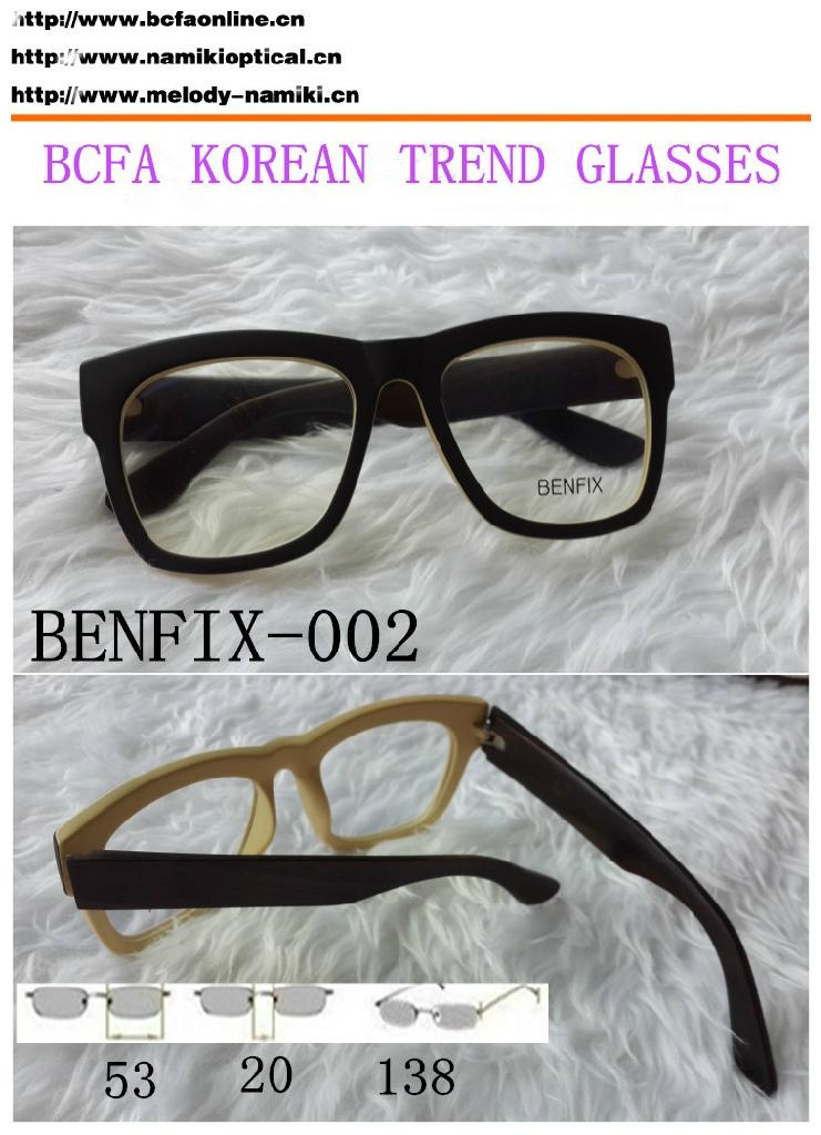 BCFA韓國潮流眼鏡-塑鋼-BENFIX 1