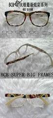 BCFA韓國潮流眼鏡超大框系列