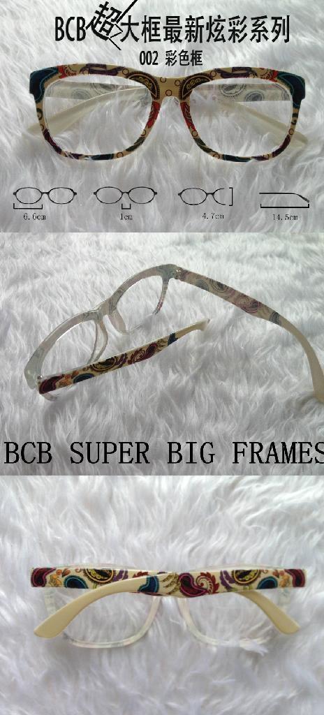 BCFA韓國潮流眼鏡超大框系列 1