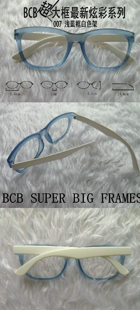 BCFA韓國潮流眼鏡超大框系列 3
