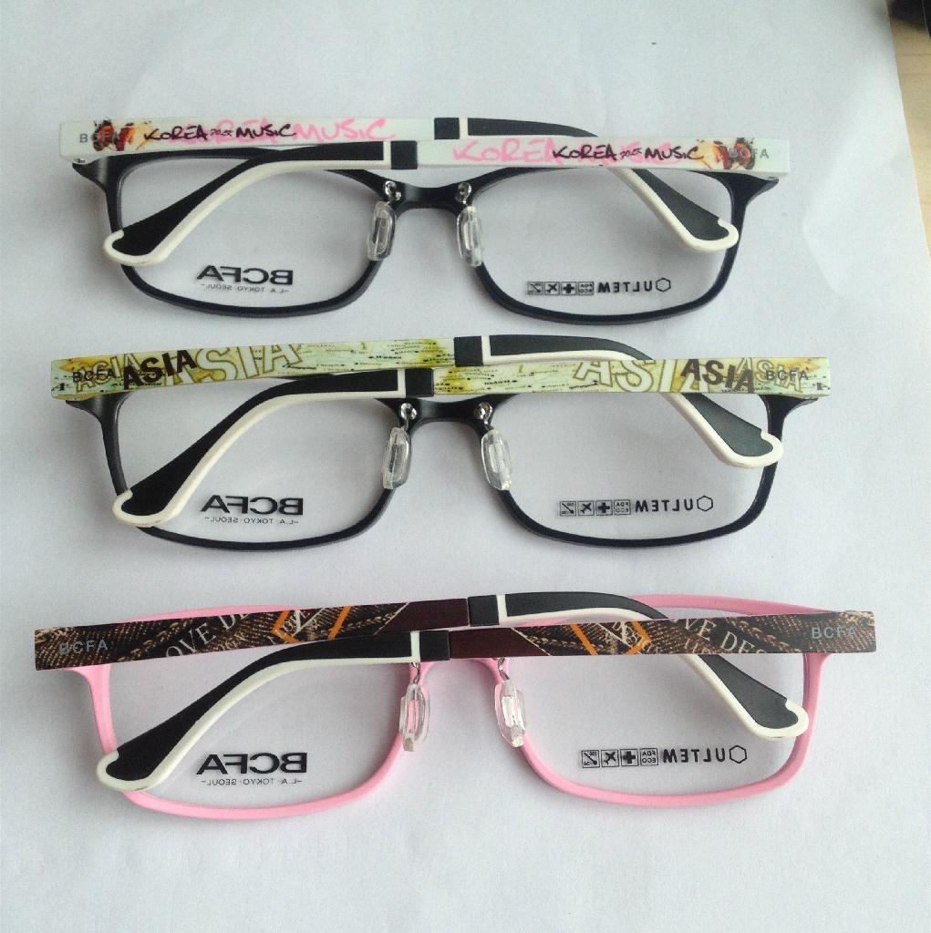 BCFA韓國潮流眼鏡新款塑鋼 2