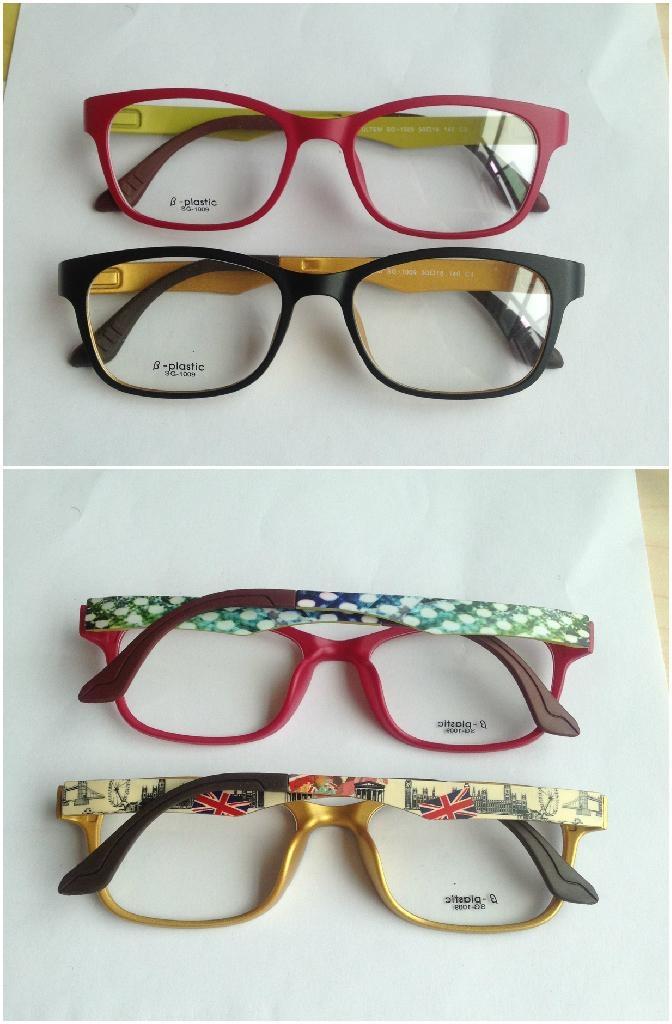 BCFA韓國潮流眼鏡新款塑鋼 4