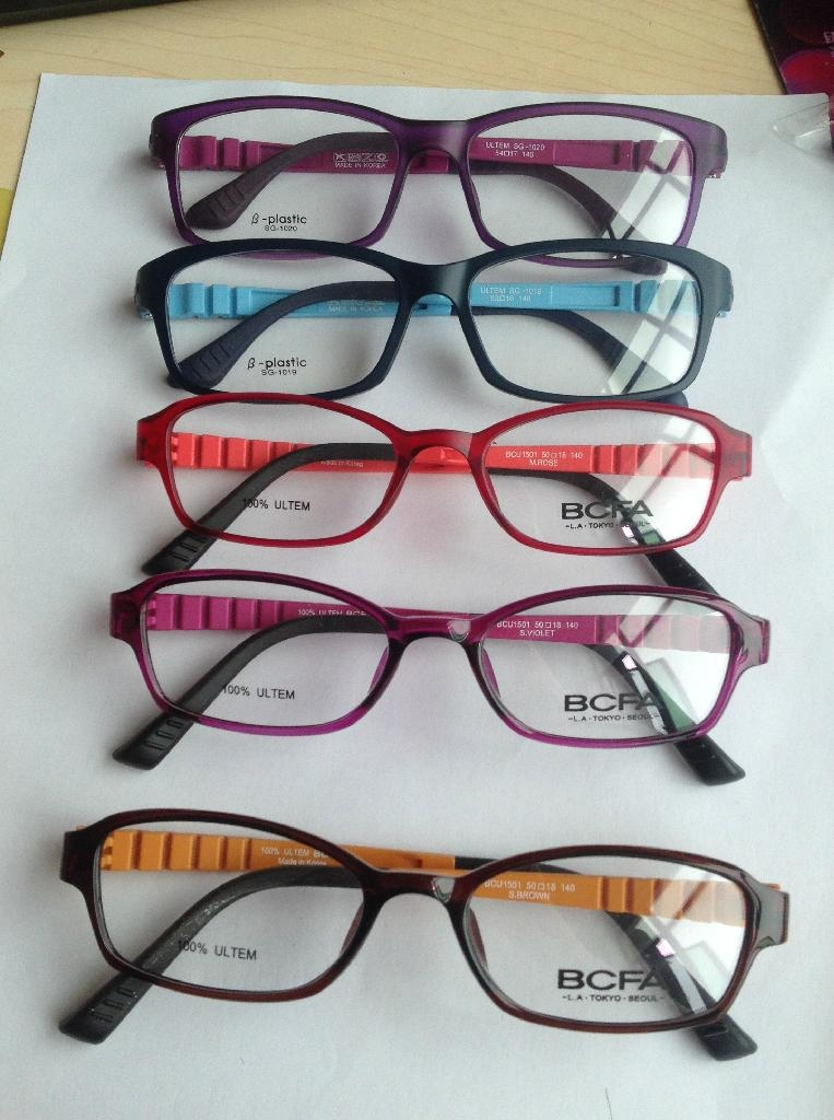 BCFA韓國潮流眼鏡新款塑鋼 5