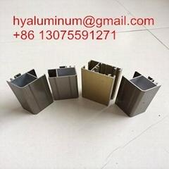 Electrophoresis Aluminum Extrusion Profile for Kitchen