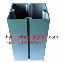 Powder Coating Aluminum Profile for Curtain Wall