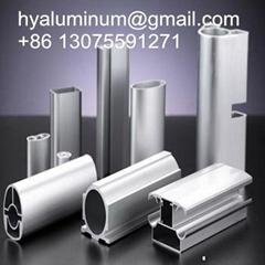 Mill Finish Aluminum Profile