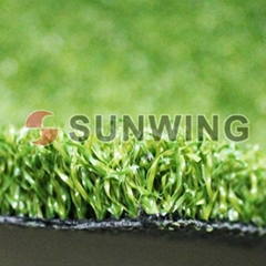 2014 Hot Sale Good Quality Bi-colored Golf Synthetic Turf